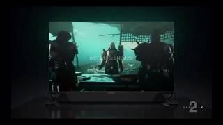 HP® OMEN X Emperium 65 inch 4K Big Format Gaming Display