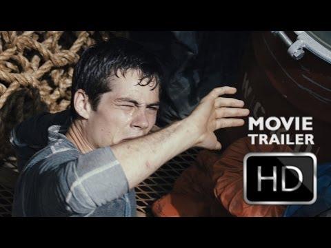 The Maze Runner - Official Trailer - 20th Century FOX HD