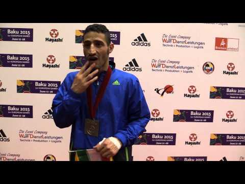 Interview to IRAN Male Team Kumite, World Champions. 2014 World Karate Championships