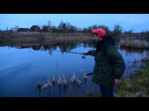чеховская рыболовная база