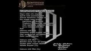 Nasyid Karena Indonesia Milik Allah - Shoutul Khilafah