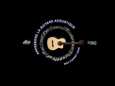 APPRENDRE LA GUITARE ACOUSTIQUE : la Bossa Nova ( La Boite Noire )