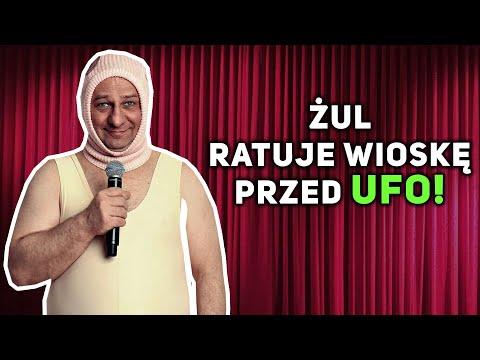 Grzegorz Halama - Żul ratuje wioskę przed Ufo!