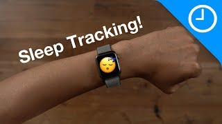 Sleep tracking is coming to Apple Watch. Will you use it?