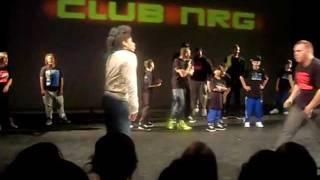 Dance Battle ( ICONic BOYz concert Chicago) AMAZING!!!!! :)