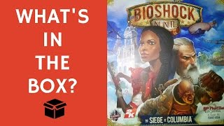 What's in the Box: Bioshock Infinite: Siege of Columbia