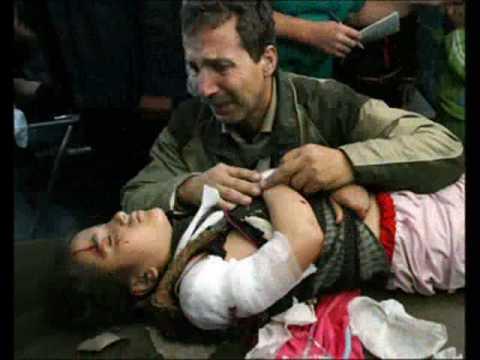 "The ""brave"" Israeli army 3 : Holocaust in Gaza"