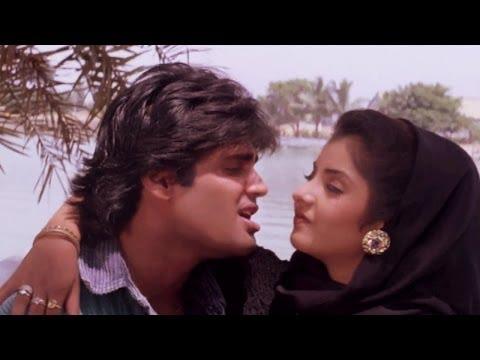 Kya Cheez Hai Mohabbat Yeh Kumar Sanu Sunil Shetty Balwaan Romantic...