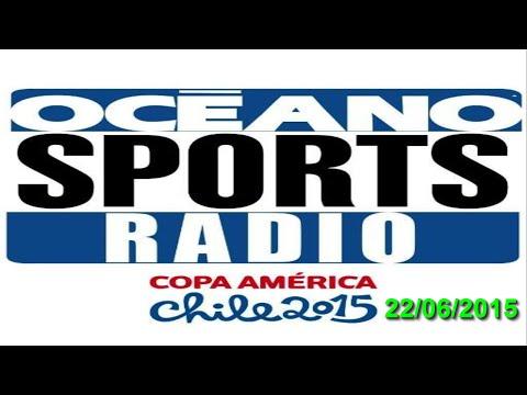 OCEANO SPORT RADIO-OCEANO FM 93.9-22/06/2015