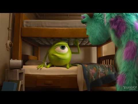 Monsters University Clip: First Morning (2013) [CinemaSauce.com]