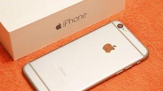 iPhone 6 Распаковка (unboxing)