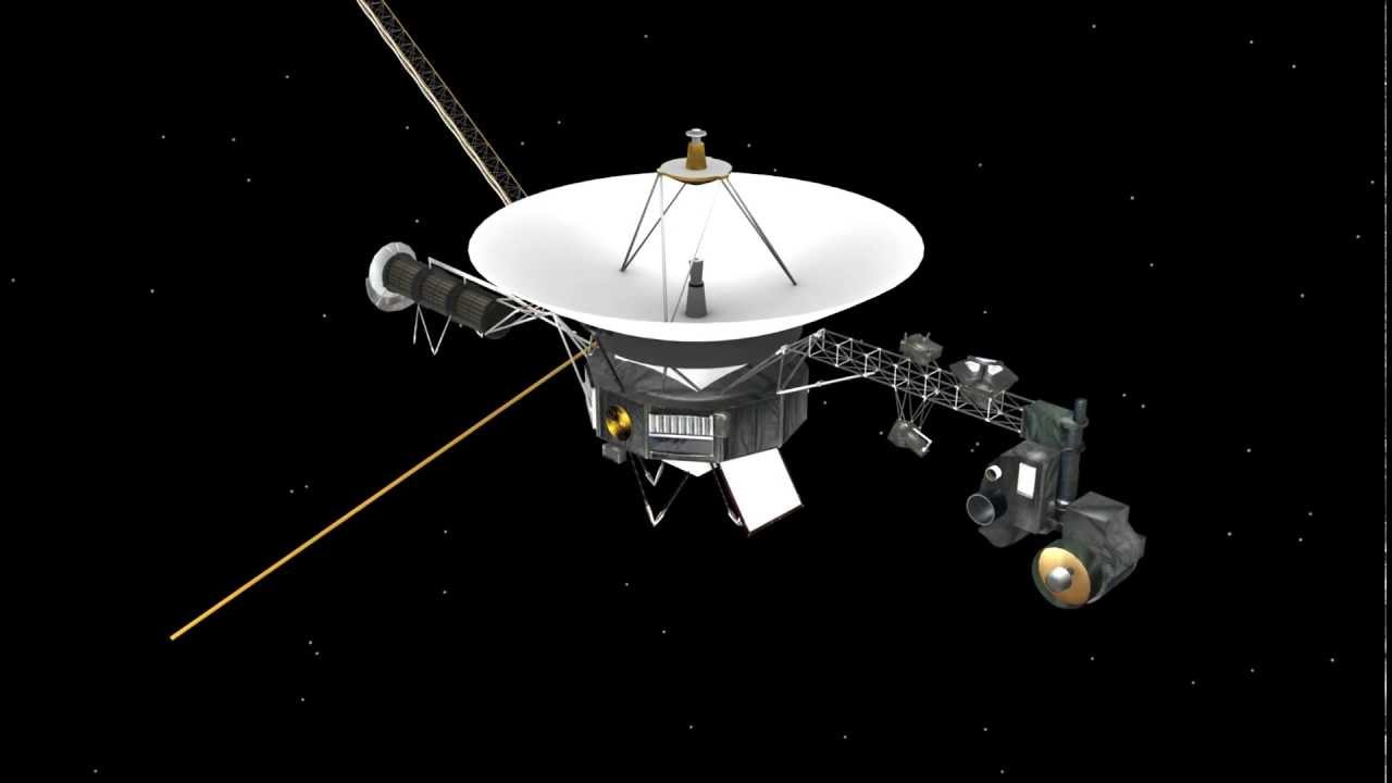 voyager space mission - photo #14