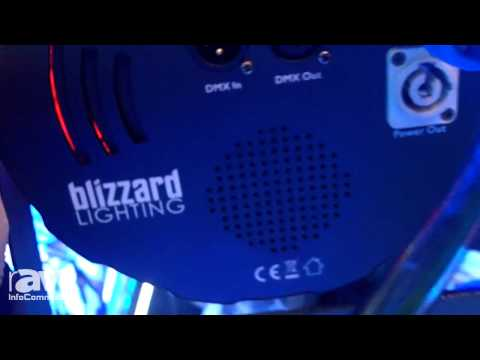 InfoComm 2015: Blizzard Lighting Introduces LB-Par Quad and LB-Par HEX