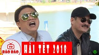 Hài Tết 2018 | Tán gái Kiểu Tê Tái | Phim Hài Tết Mới Nhất - Cười Vỡ Bụng