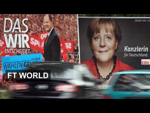 German election, growth and Europe