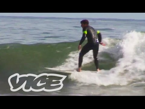 Experimental Surfboards with Chad Marshall