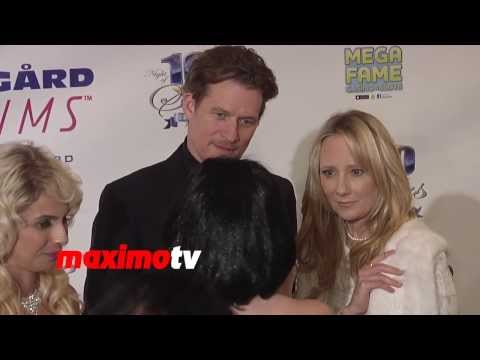 Anne Heche and James Tupper 2014