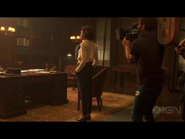 SPECTRE: VLOG 2 - Director Sam Mendes
