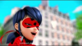 Miraculous Ladybug Trailer (Alternative English Theme Song)