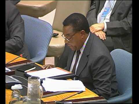 MaximsNewsNetwork: SOMALIA ATTACKS & HUMANITARIAN CRISIS - UN SECURITY COUNCIL (UNTV)