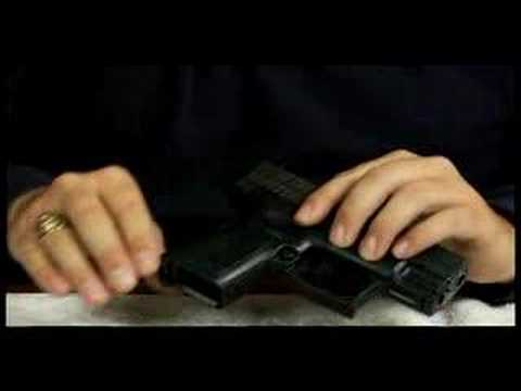 Maintenance Tips for a Springfield XD 9mm Handgun : Introduction to the Springfield XD 9mm Handgun