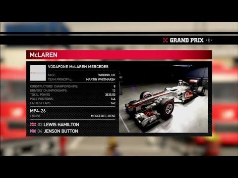F1 2011 - Jenson Button @ Abu Dhabi GP