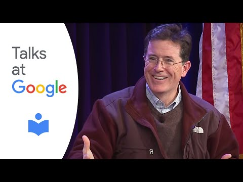 "Stephen Colbert, ""America Again: Re-Becoming the Greatness We Never Weren't"" 