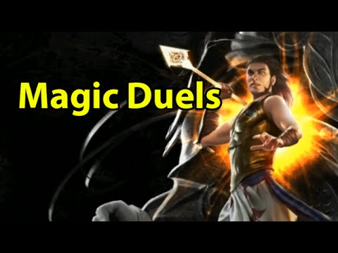 "Checking out Magic Duels! <a href=""https://www.youtube.com/watch?v=-Hq2Va3EC3U"" class=""linkify"" target=""_blank"">https://www.youtube.com/watch?v=-Hq2Va3EC3U</a>"