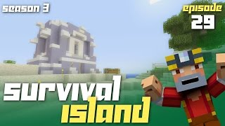 Minecraft Xbox One: Survival Island - Season 3! (Ep.29 - Beacon Lighthouse!)