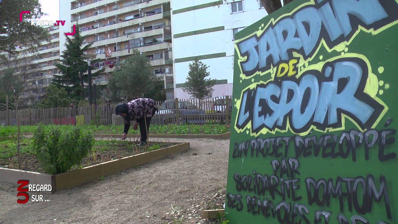 La Paillade : cultivons notre quartier