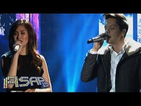 Sarah Geronimo & Bamboo Sing John Legend's all Of Me On Asap video