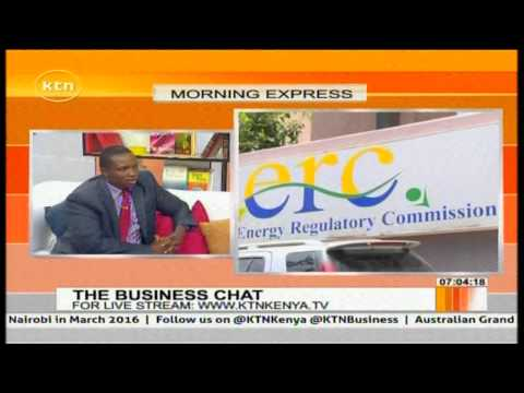 Business chat with Petroleum Institute of East Africa Chairman Polycarp Igathe