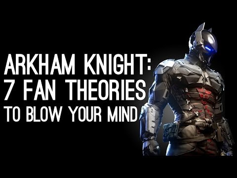 Who is Arkham Knight? Azrael? Quincy Sharp? Some kind of robot? We gather up the seven most popular theories for the Arkham Knight's true identity and rate them for believability. Consider...