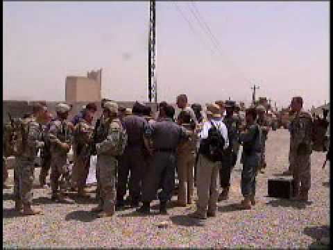 U.S. Senators Visit Kandahar City