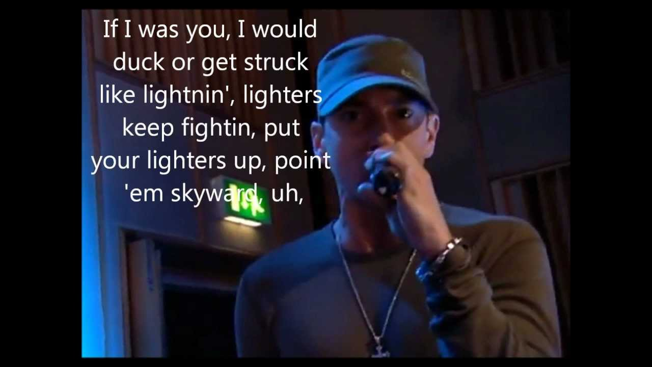 Eminem - Bad Meets Evil - Lighters (Dirty/Explicit) - YouTube