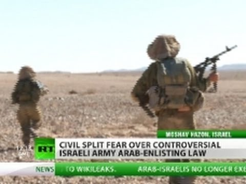 Fighting for Enemy? Arabs serving in Israel army obligatory