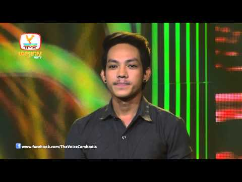 The Voice Cambodia​ - Chhoem Jivoin - Jkuot 70 Pruos Oun - 31 Aug 2014