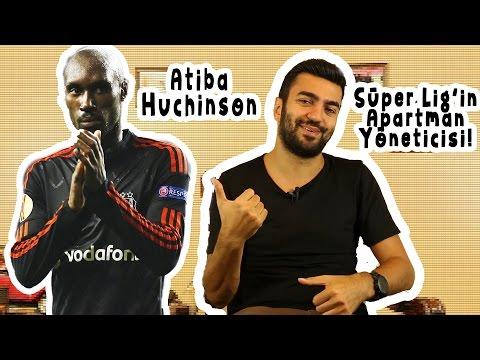 Atiba Hutchinson - Süper Lig'in Apartman Yöneticisi ENG Subs