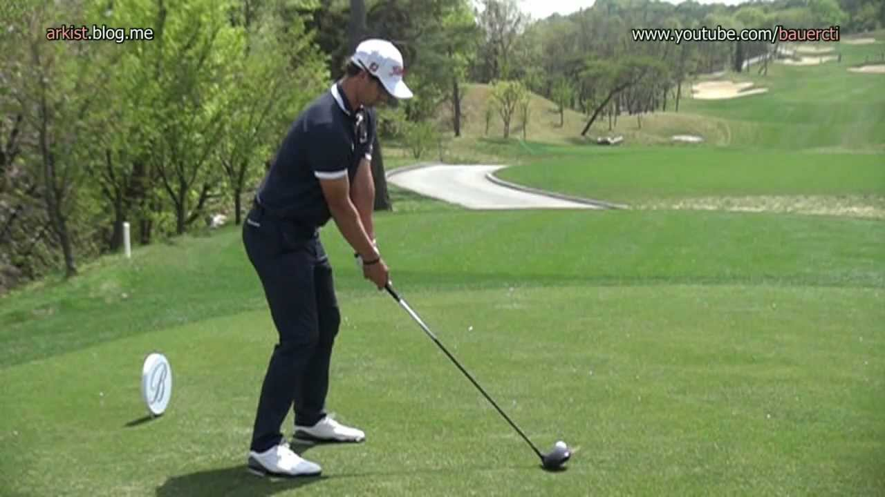 Slow Hd Adam Scott 2012 Driver Golf Swing 4 European
