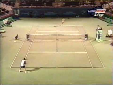 Thomas Muster vs Martin Sinner - Dubai 1997 (Part 3 of 7)