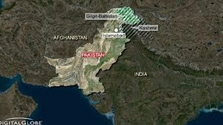 Tourists killed in Pakistan