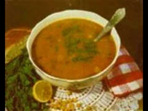 Harira - Receta de Cocina - RecetasNet