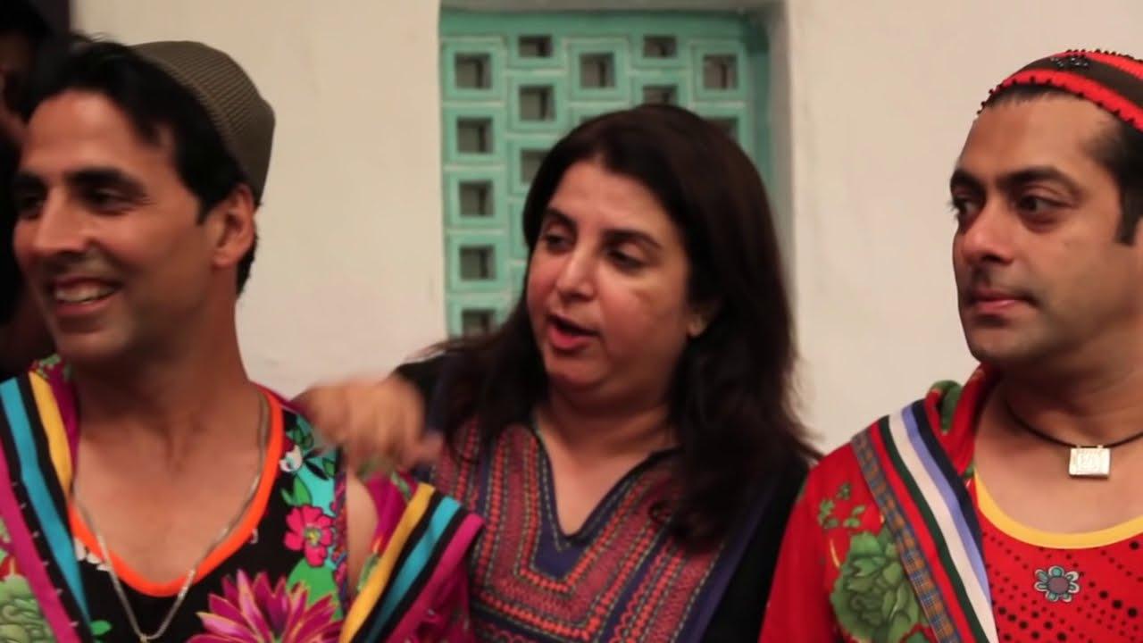 Tees Maar Khan Salman Khan SCENES OF TEES MAAR KHAN