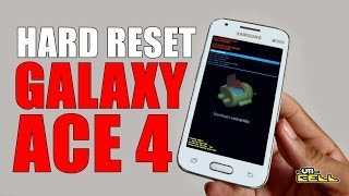 Hard Reset no Samsung Galaxy Ace 4 SM-G316