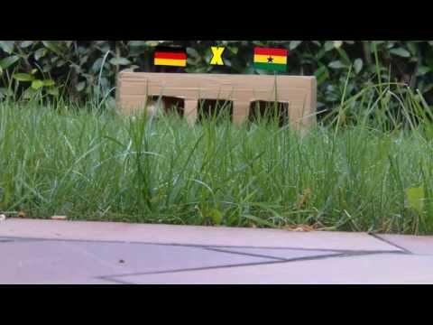 BRAZIL 2014 : GERMANY - GHANA 2-2