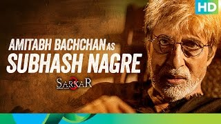 Sarkar 3 Movie Review, Rating, Story, Cast and Crew