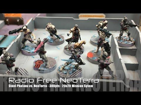 Radio Free NeoTerra - Infinity N3 Battle Report - Ep 25