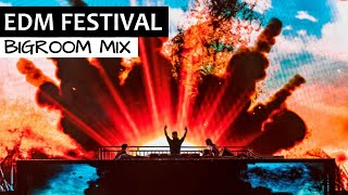 EDM FESTIVAL MIX 2019 - Best Electro House amp Bigroom Music