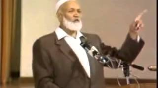 Video: In Quran 10:94, Muslims commanded to believe in Bible - Ahmed Deedat