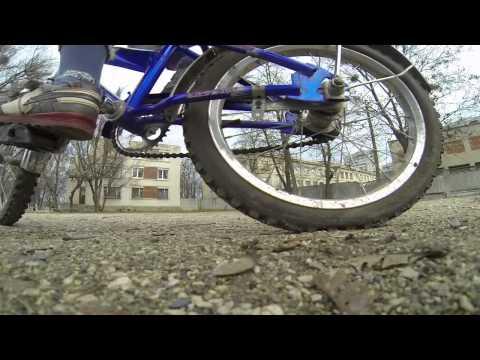Новое поколение велосипедистов MaZ Video